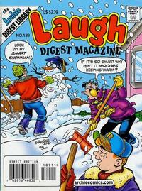 Cover Thumbnail for Laugh Comics Digest (Archie, 1974 series) #189