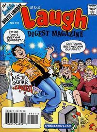 Cover Thumbnail for Laugh Comics Digest (Archie, 1974 series) #191