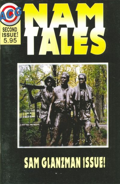 Cover for Nam Tales (Avalon Communications, 2002 series) #2