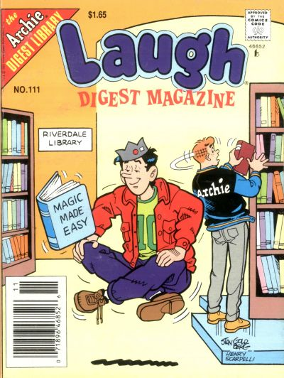 Cover for Laugh Comics Digest (Archie, 1974 series) #111