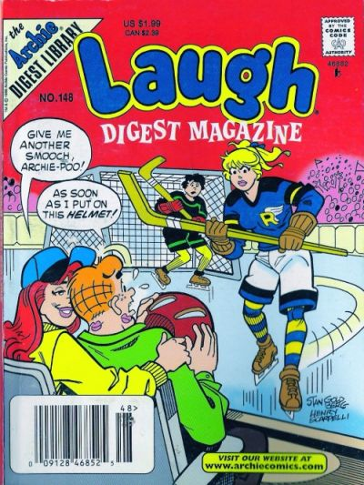 Cover for Laugh Comics Digest (Archie, 1974 series) #148