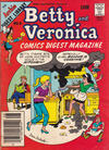 Cover for Betty and Veronica Comics Digest Magazine (Archie, 1983 series) #8