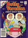 Cover for Betty and Veronica Comics Digest Magazine (Archie, 1983 series) #11