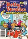 Cover for Betty and Veronica Comics Digest Magazine (Archie, 1983 series) #16