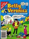 Cover for Betty and Veronica Comics Digest Magazine (Archie, 1983 series) #34