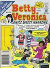 Cover for Betty and Veronica Comics Digest Magazine (Archie, 1983 series) #35