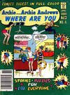 Cover for Archie... Archie Andrews Where Are You? Comics Digest Magazine (Archie, 1977 series) #4