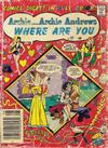 Cover for Archie... Archie Andrews Where Are You? Comics Digest Magazine (Archie, 1977 series) #7