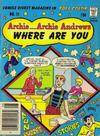 Cover for Archie... Archie Andrews Where Are You? Comics Digest Magazine (Archie, 1977 series) #11