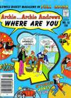 Cover for Archie... Archie Andrews Where Are You? Comics Digest Magazine (Archie, 1977 series) #13