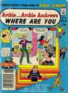 Cover for Archie... Archie Andrews Where Are You? Comics Digest Magazine (Archie, 1977 series) #15