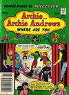Cover for Archie... Archie Andrews Where Are You? Comics Digest Magazine (Archie, 1977 series) #17