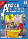 Cover for Archie... Archie Andrews Where Are You? Comics Digest Magazine (Archie, 1977 series) #29