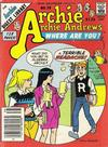 Cover for Archie... Archie Andrews Where Are You? Comics Digest Magazine (Archie, 1977 series) #38