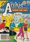 Cover for Archie... Archie Andrews Where Are You? Comics Digest Magazine (Archie, 1977 series) #39