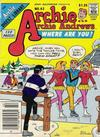 Cover for Archie... Archie Andrews Where Are You? Comics Digest Magazine (Archie, 1977 series) #42