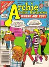 Cover for Archie... Archie Andrews Where Are You? Comics Digest Magazine (Archie, 1977 series) #43