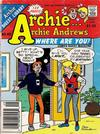 Cover for Archie... Archie Andrews Where Are You? Comics Digest Magazine (Archie, 1977 series) #49