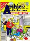 Cover for Archie... Archie Andrews Where Are You? Comics Digest Magazine (Archie, 1977 series) #68 [Newsstand]
