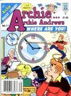 Cover for Archie... Archie Andrews Where Are You? Comics Digest Magazine (Archie, 1977 series) #71