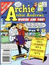 Cover for Archie... Archie Andrews Where Are You? Comics Digest Magazine (Archie, 1977 series) #72
