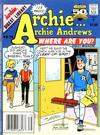 Cover for Archie... Archie Andrews Where Are You? Comics Digest Magazine (Archie, 1977 series) #75