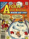 Cover for Archie... Archie Andrews Where Are You? Comics Digest Magazine (Archie, 1977 series) #80