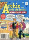 Cover for Archie... Archie Andrews Where Are You? Comics Digest Magazine (Archie, 1977 series) #84