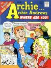 Cover for Archie... Archie Andrews Where Are You? Comics Digest Magazine (Archie, 1977 series) #90