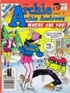 Cover for Archie... Archie Andrews Where Are You? Comics Digest Magazine (Archie, 1977 series) #91