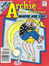Cover for Archie... Archie Andrews Where Are You? Comics Digest Magazine (Archie, 1977 series) #93