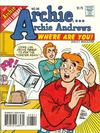 Cover Thumbnail for Archie... Archie Andrews Where Are You? Comics Digest Magazine (1977 series) #98 [Direct Edition]