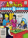 Cover for Archie's Story & Game Digest Magazine (Archie, 1986 series) #2