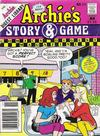 Cover for Archie's Story & Game Digest Magazine (Archie, 1986 series) #11 [Newsstand]
