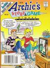Cover for Archie's Story & Game Digest Magazine (Archie, 1986 series) #35