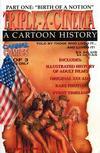 Cover for Triple-X-Cinema: A Cartoon History (Re-Visionary Press, 1997 series) #1