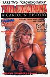 Cover for Triple-X-Cinema: A Cartoon History (Re-Visionary Press, 1997 series) #2