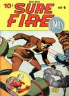 Cover for Veri Best Sure Fire Comics (Holyoke, 1943 series) #1