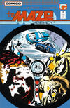 Cover for The Maze Agency (Comico, 1988 series) #3