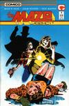 Cover for The Maze Agency (Comico, 1988 series) #4