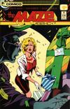 Cover for The Maze Agency (Comico, 1988 series) #6