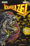Cover for Dai Kamikaze! (Now, 1987 series) #4