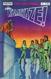 Cover for Dai Kamikaze! (Now, 1987 series) #9