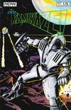Cover for Dai Kamikaze! (Now, 1987 series) #11