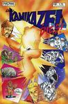 Cover for Dai Kamikaze! (Now, 1987 series) #12