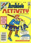 Cover for Archie's Activity Comics Digest Magazine (Archie, 1985 series) #1