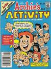 Cover for Archie's Activity Comics Digest Magazine (Archie, 1985 series) #2