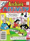 Cover for Archie's Activity Comics Digest Magazine (Archie, 1985 series) #3