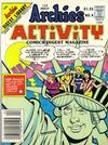 Cover for Archie's Activity Comics Digest Magazine (Archie, 1985 series) #4