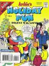 Cover for Archie's Holiday Fun Digest (Archie, 1997 series) #4